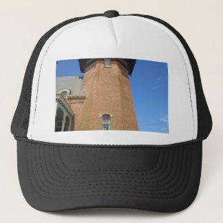 Southeast Lighthouse Tower Block Island Trucker Hat