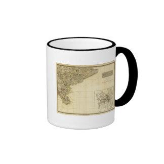 Southeast Perthshire Coffee Mugs