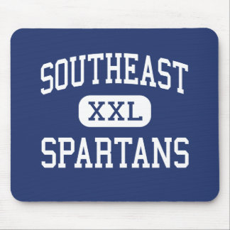 Southeast - Spartans - High - Oklahoma City Mouse Pad