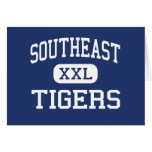 Southeast Tigers Middle Meridian Mississippi Card