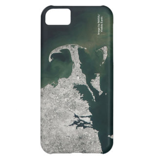Southeastern New England Satellite View Case For iPhone 5C
