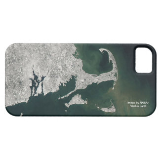 Southeastern New England Satellite View iPhone SE/5/5s Case