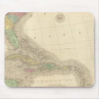 Southeastern North America Mouse Pad