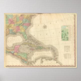 Southeastern North America Print