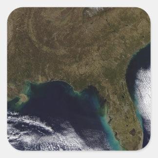 Southeastern United States Square Sticker