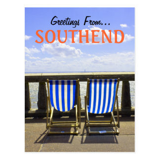 Southend Essex Postcard