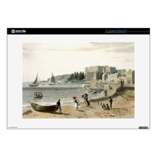 """Southend, from 'A Voyage Around Great Britain Unde 15"""" Laptop Skins"""