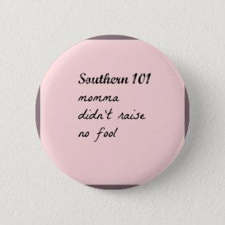 southern101-4 pinback button