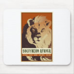 Southern Africa Mouse Pad