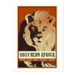 Southern Africa Postcard