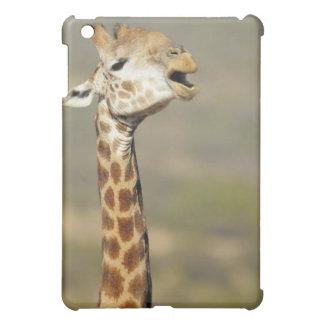 Southern African giraffe (Giraffa camelopardalis iPad Mini Case