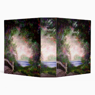 Southern Beauty 3 Ring Binder