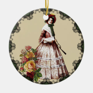 Southern Belle Ornament