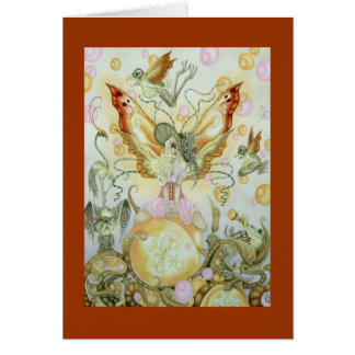 Southern Bellepunk- Just Peachy Card