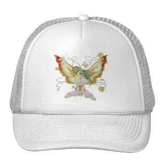 Southern Bellepunk: Just Peachy Trucker Hat