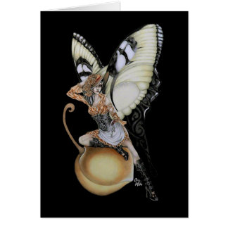 Southern Bellepunk Swallowtail Greeting Card