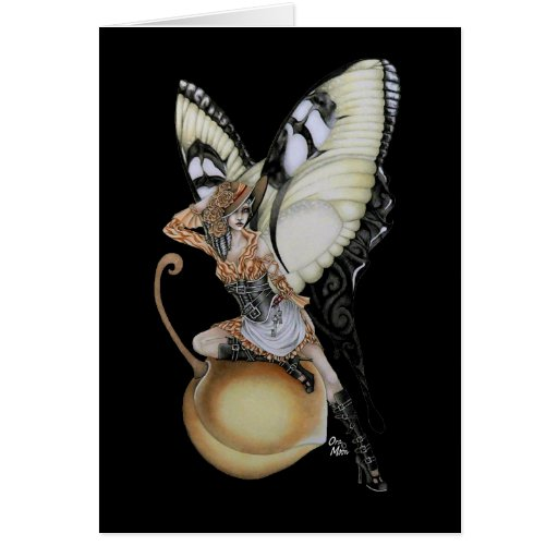 Southern Bellepunk Swallowtail Stationery Note Card