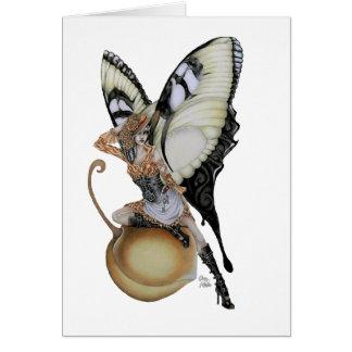Southern Bellepunk Swallowtail Card