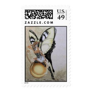 Southern Bellepunk Swallowtail: Full Postage