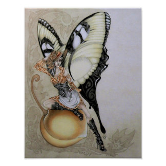 Southern Bellepunk Swallowtail: Full Posters