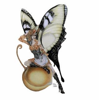 Southern Bellepunk Swallowtail Standing Photo Sculpture