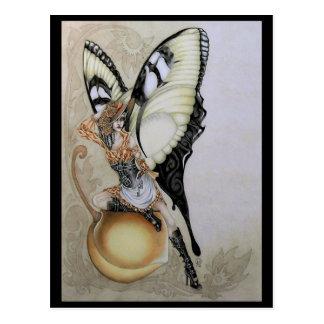 Southern Bellepunk Swallowtail Postcard