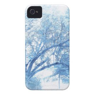 Southern Blue Oak Toile Case-Mate iPhone 4 Case