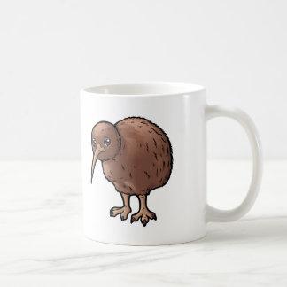 Southern Brown Kiwi Coffee Mug