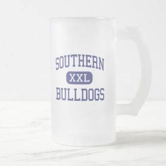 Southern - Bulldogs - High - Harwood Maryland Coffee Mugs
