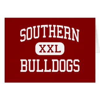 Southern - Bulldogs - Junior - Reading Cards