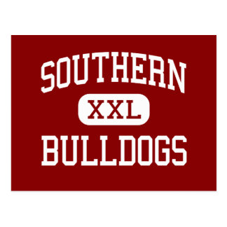 Southern - Bulldogs - Junior - Reading Postcard