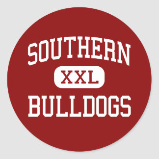 Southern - Bulldogs - Junior - Reading Round Stickers
