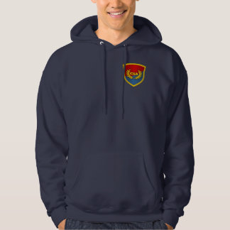 Southern By The Grace Of God (Red & Blue) Pullover