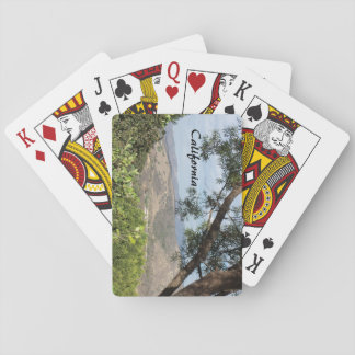 Southern Cali Canyons Playing Cards
