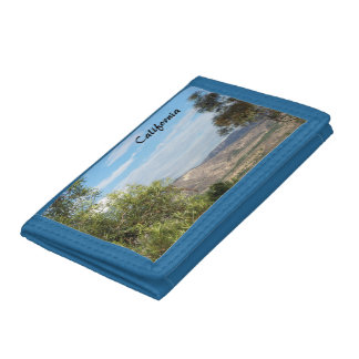 Southern Cali Canyons Tri-fold Wallet