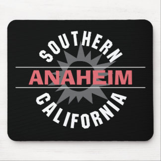 Southern California - Anaheim Mouse Pad