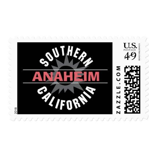 Southern California - Anaheim Postage