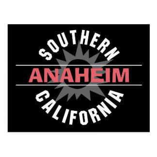 Southern California - Anaheim Post Card