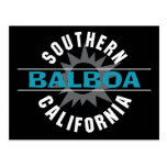 Southern California - Balboa Post Card