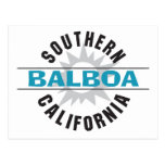 Southern California - Balboa Postcards