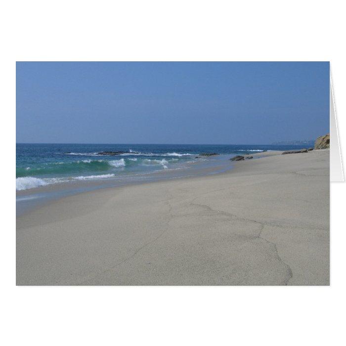 Southern California Beach Card