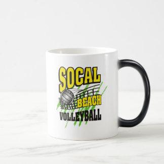 Southern California Beach Volleyball Gift Coffee Mug