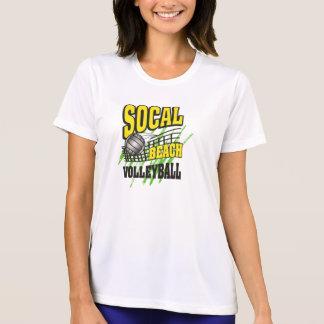 Southern California Beach Volleyball T-Shirt