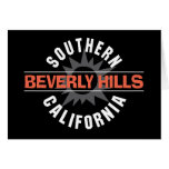 Southern California Beverly Hills Card