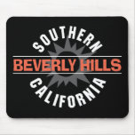 Southern California Beverly Hills Mouse Pad