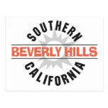 Southern California Beverly Hills Postcard