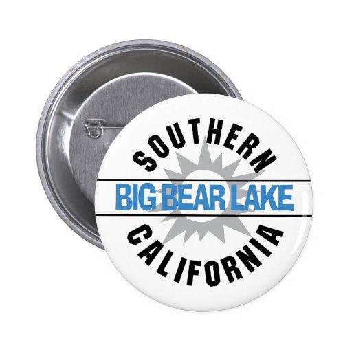 Southern California - Big Bear Lake 2 Inch Round Button