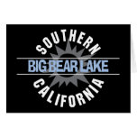 Southern California - Big Bear Lake Greeting Card
