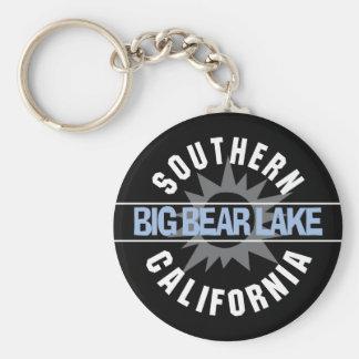Southern California - Big Bear Lake Keychain