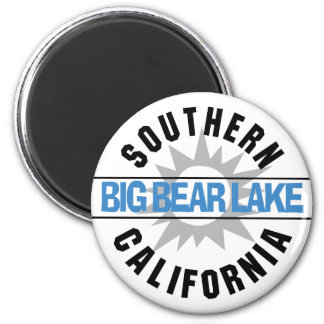 Southern California - Big Bear Lake Magnet